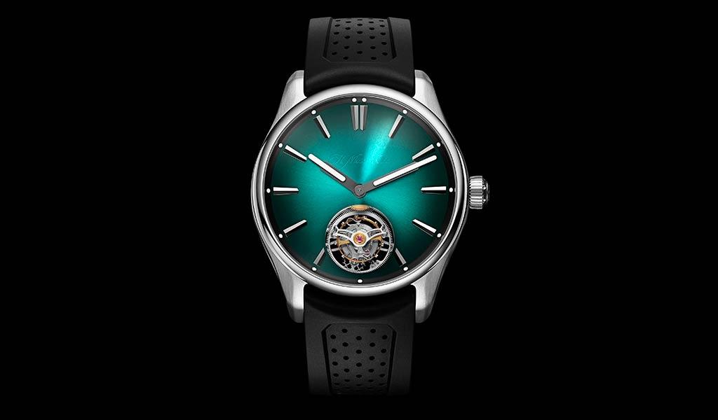 Новые швейцарские часы Pioneer Tourbillon MEGA Cool