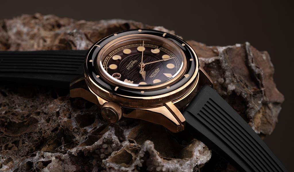 Новые часы Horizon Nautilus