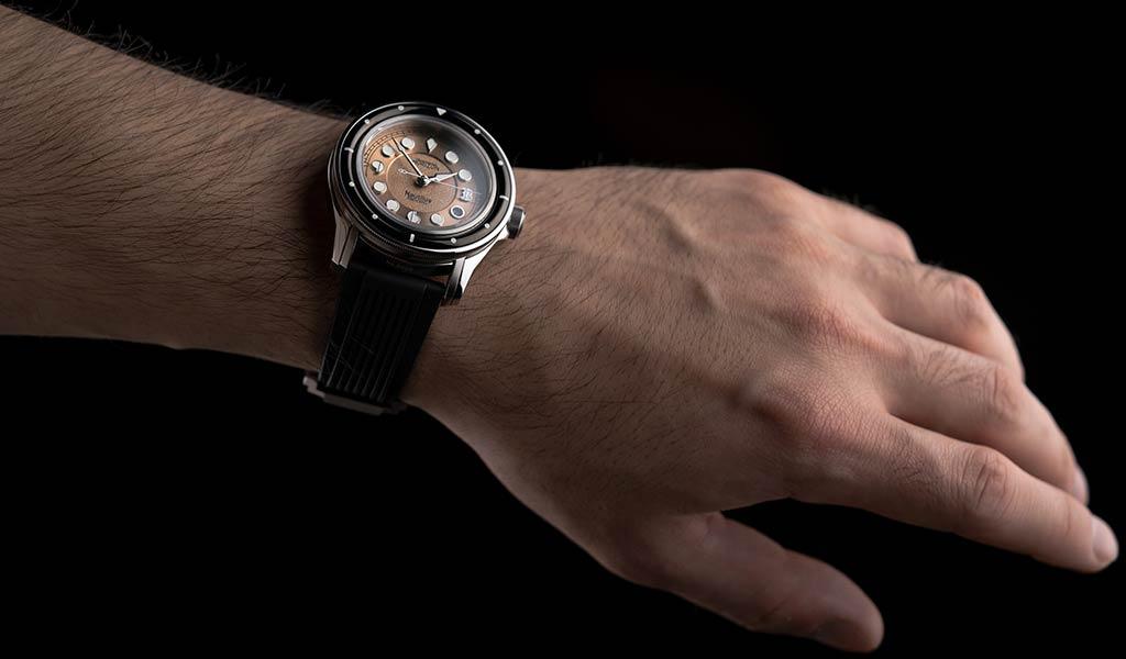 Новые дайверские часы Horizon Nautilus