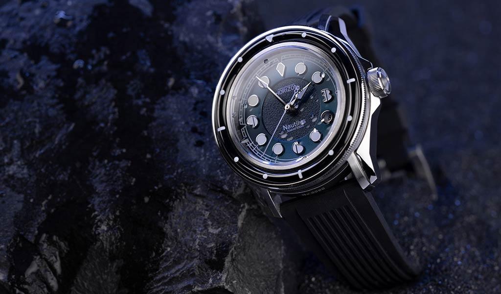 Новые часы Nautilus