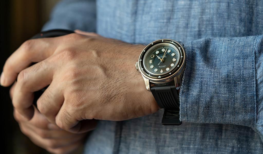 Часы для дайвинга Nautilus