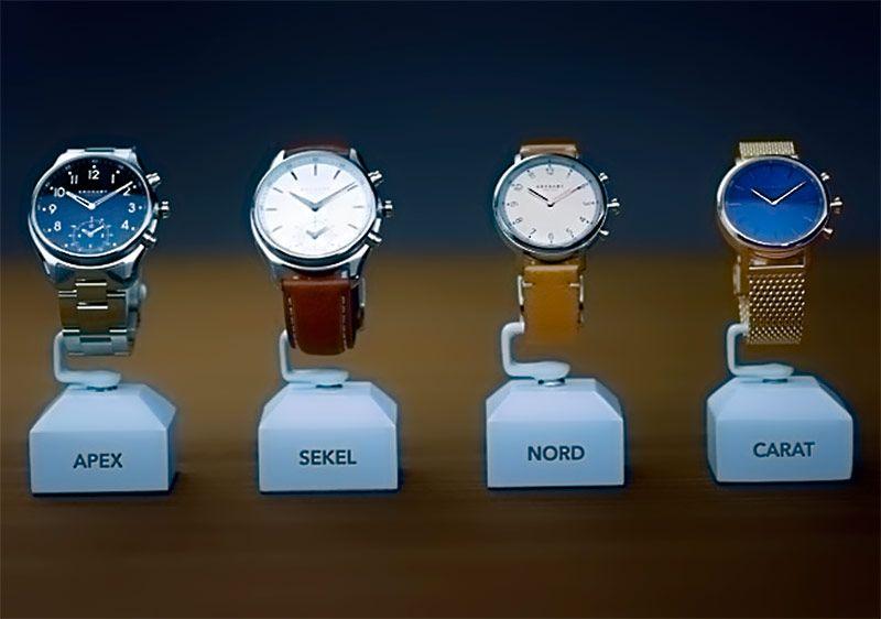 Часы Kronaby