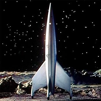 Удивительная «машина времени» в виде ракеты от Мaximilian Busser and Friends (MB&F)