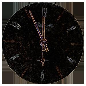 Золотые часы «Ракета» лимитированной серии