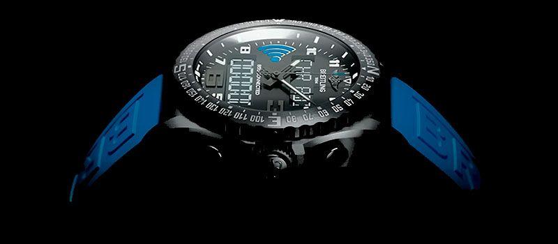 Умные часы от Breitling