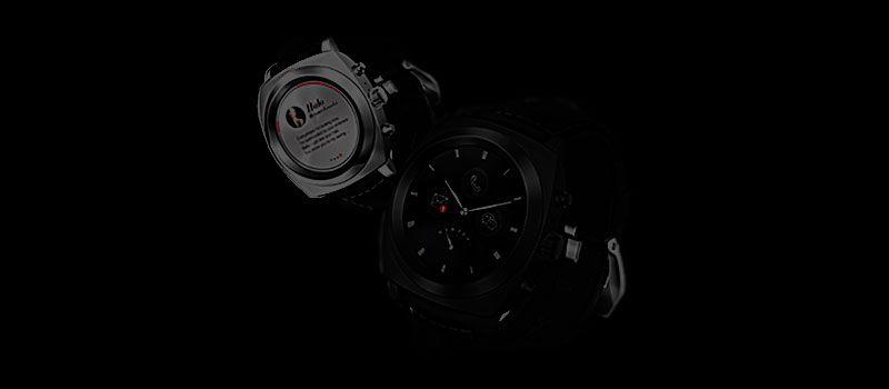 Китайские часы с интеллектом GEAK Watch II и Watch II Pro