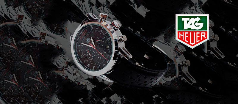 TAG Heuer работает над созданием совершенных умных часов