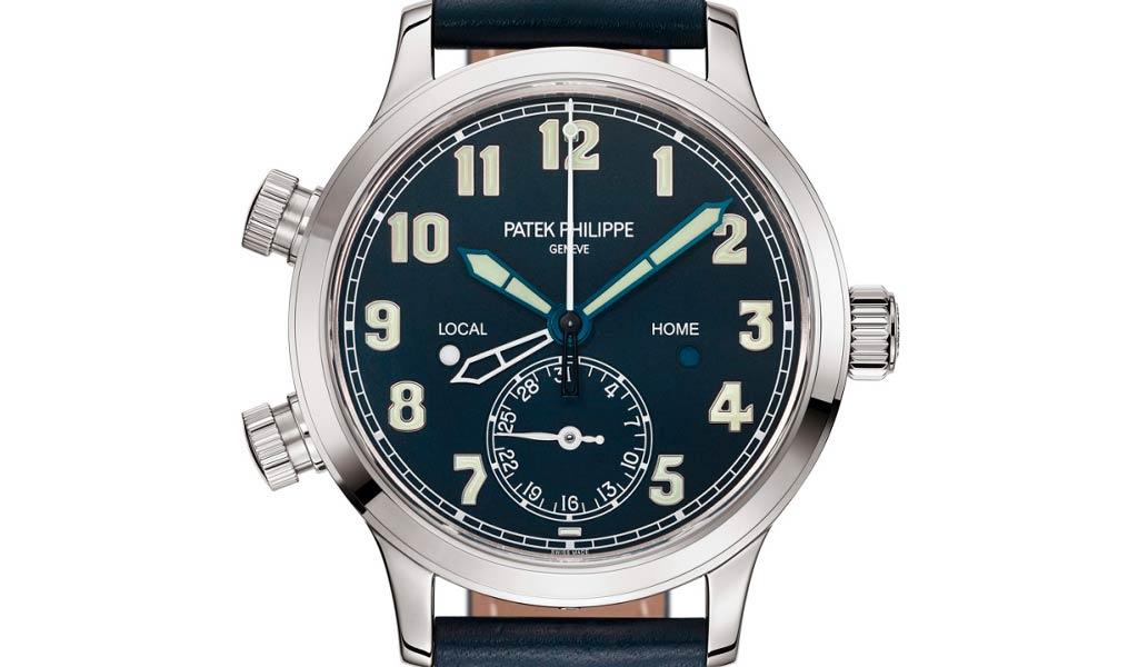 Новые наручные часы Patek Philippe