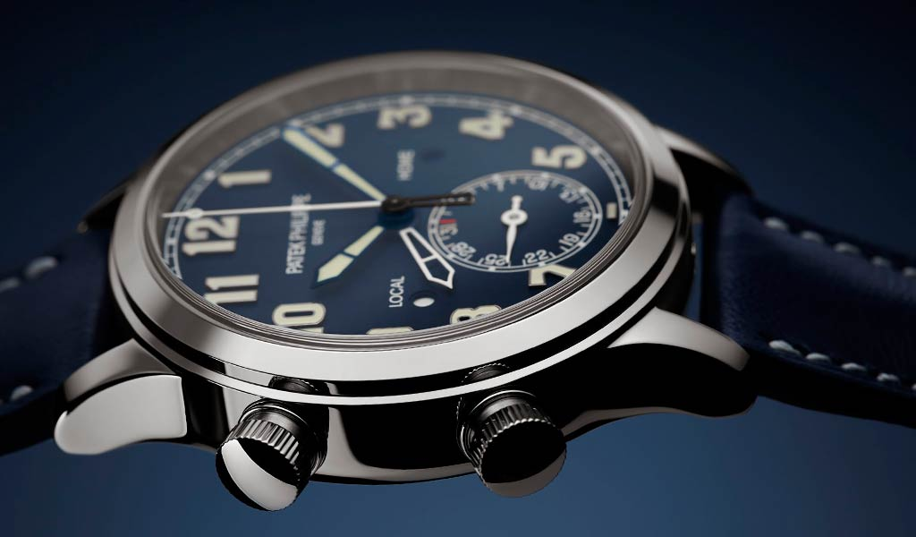 Новые часы Patek Philippe
