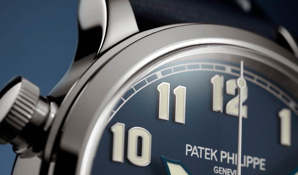 Часы в стиле авиатор Patek Philippe
