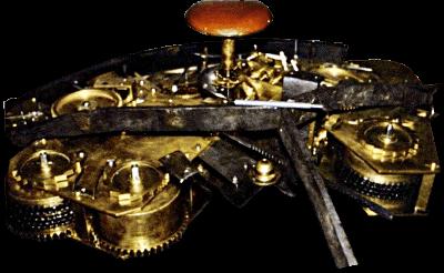 Механизм часов Павлин