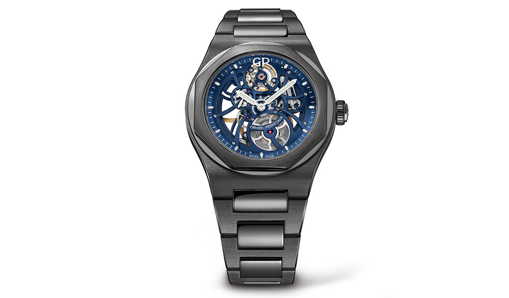 Серия Laureato Skeleton