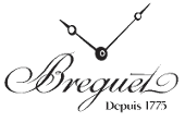 Логотип часовой компании Breguet