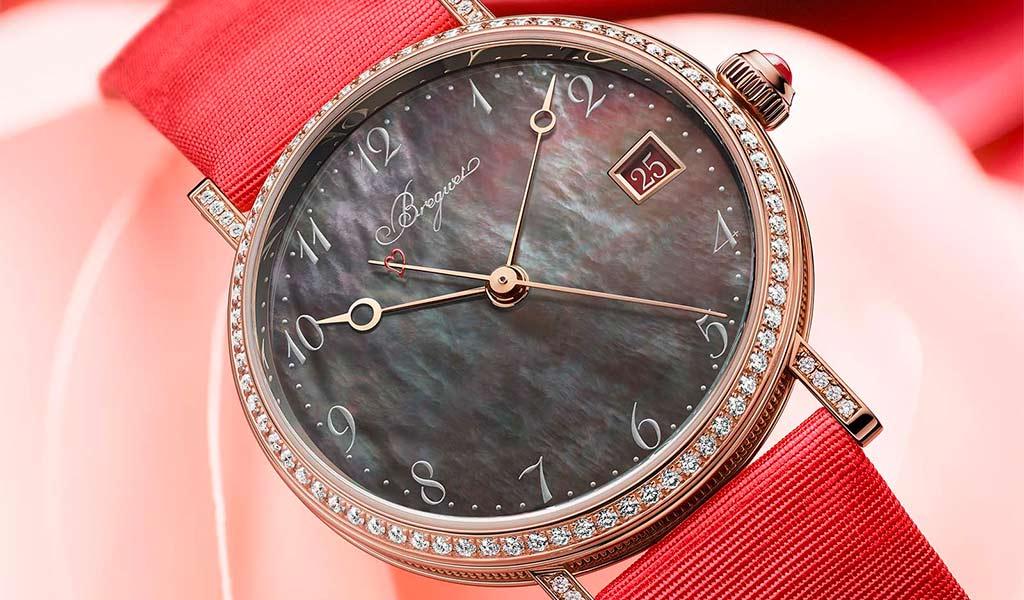 Женские часы Breguet Classique Dame 9065 Tahitian