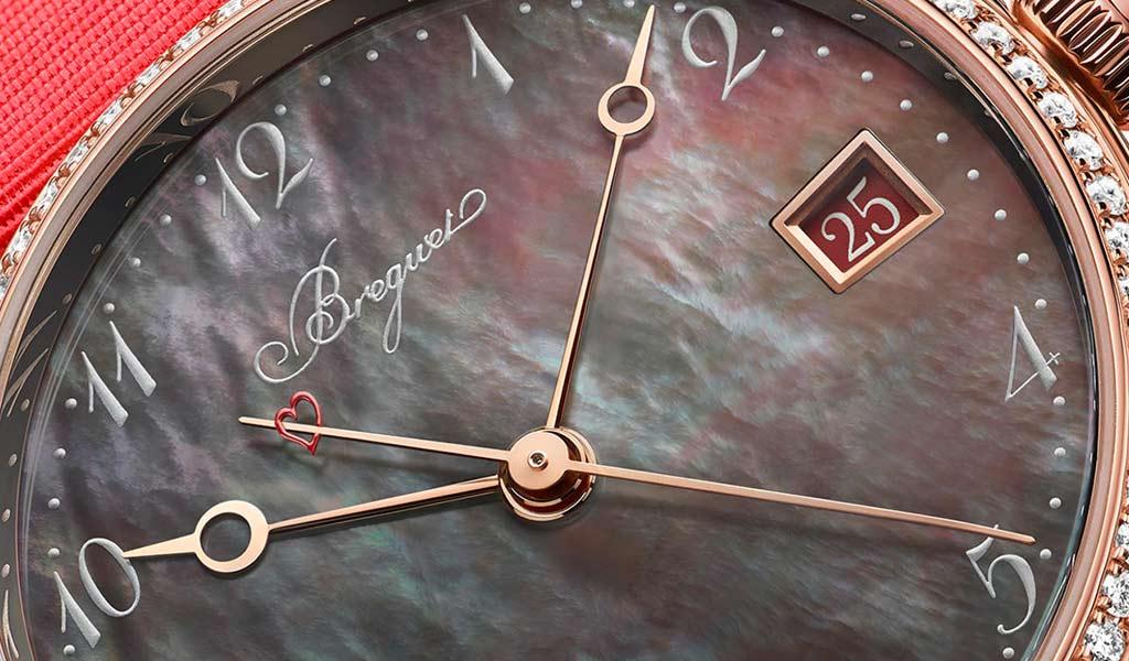 Наручные часы Breguet Classique Dame 9065 Tahitian