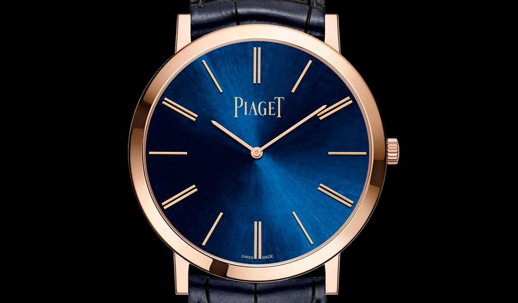 Швейцарские часы Piaget Altiplano