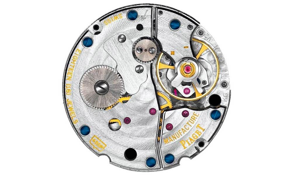 Часовой механизм Piaget Altiplano