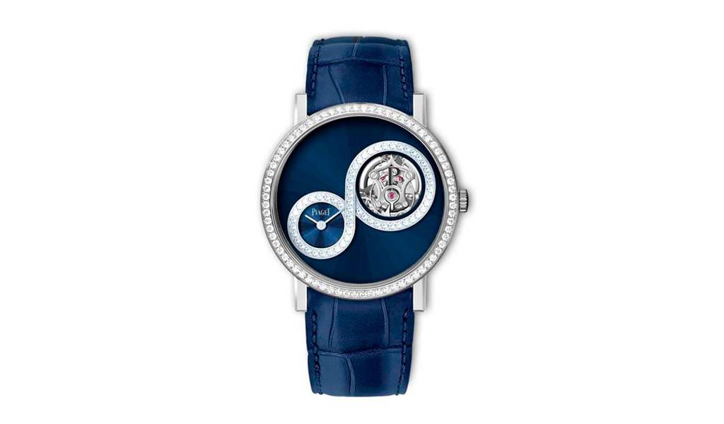 Наручные часы с турбийоном Piaget Altiplano