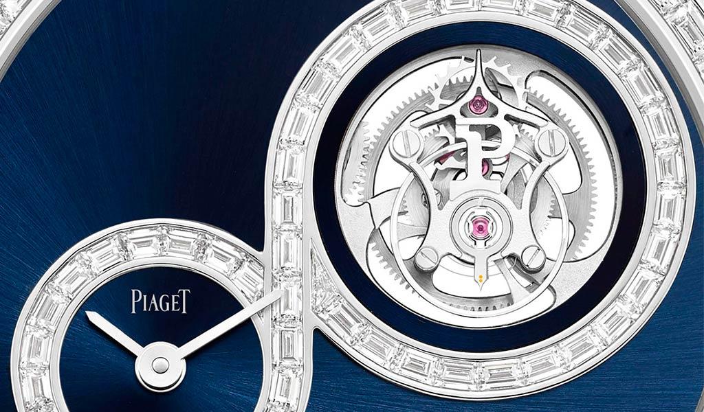 Ультратонкие наручные часы Piaget