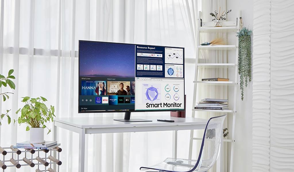 Новый монитор Samsung