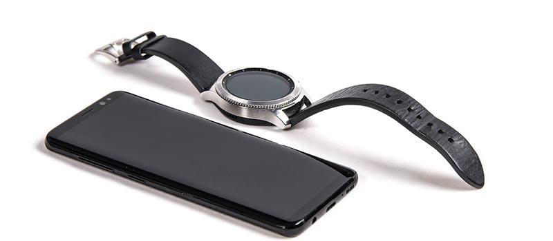 Умные часы «Gear S2» новинка от компании Samsung