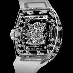 Сапфировые часы за два миллиона долларов Richard Mille