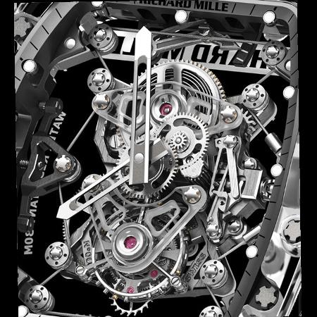 Сапфировые часы Richard Mille