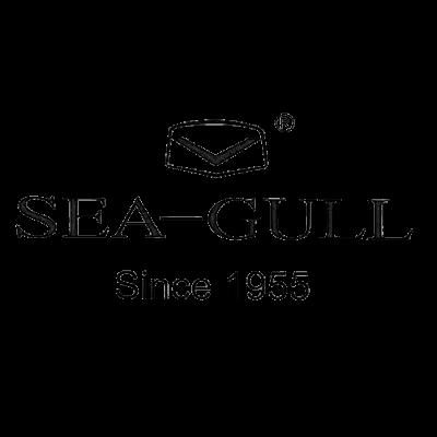 Логотип китайский часовой бренд Sea-Gull