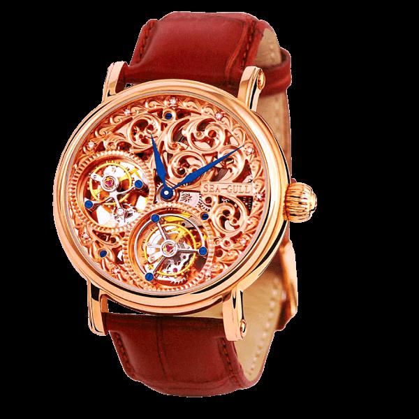 Китайские часы Seagull