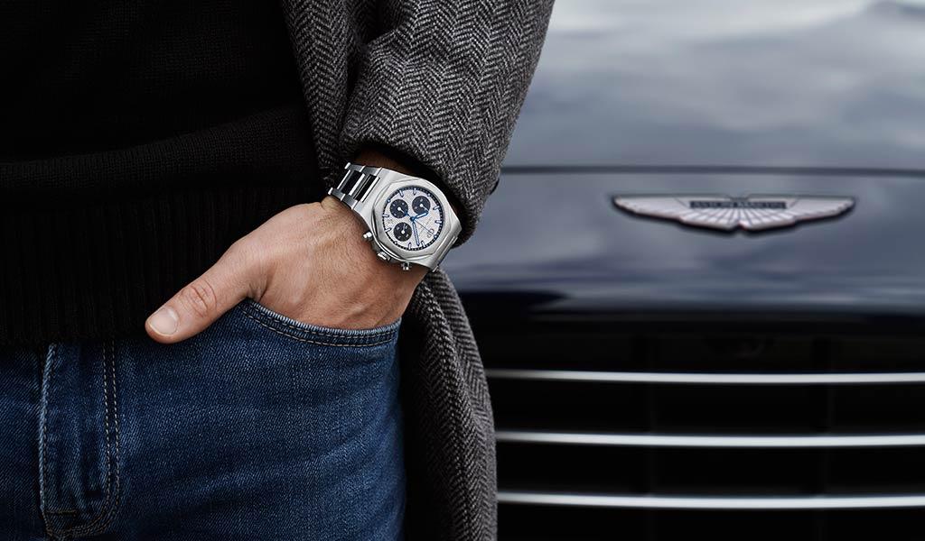 Автомобиль Aston Martin