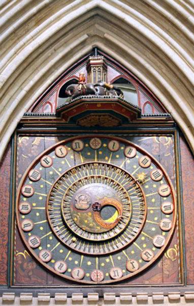 Циферблат башенных часов