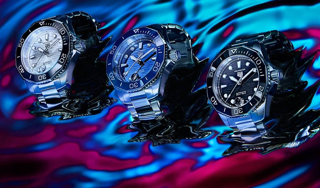 Швейцарские часы Aquaracer Professional 300