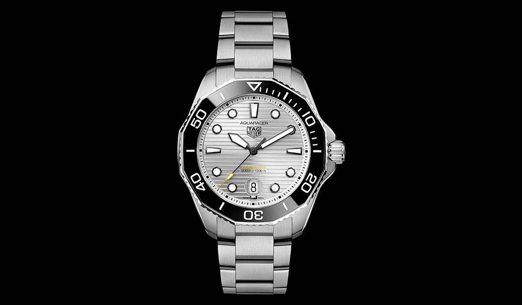Новые механические часы TAG Heuer