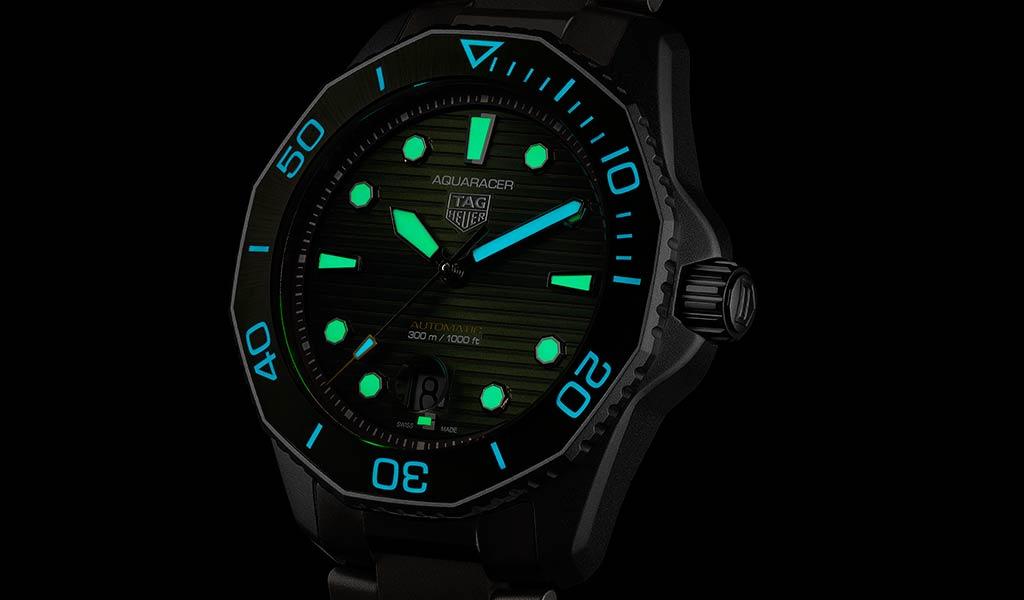 Часы для дайвинга TAG Heuer