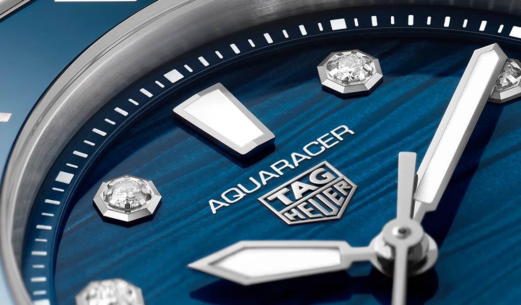 Дайверские швейцарские часы TAG Heuer