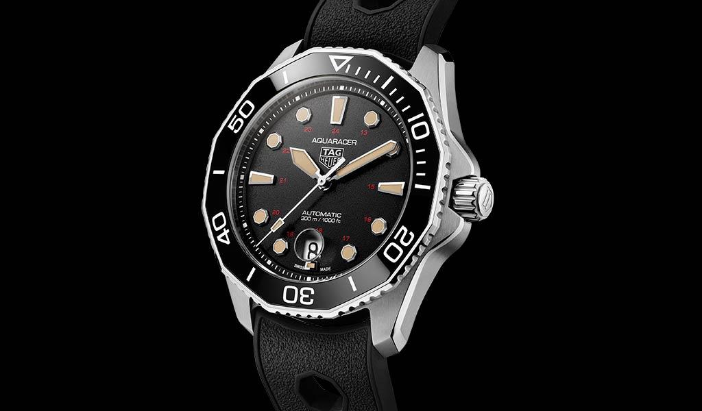 Новые швейцарские часы Aquaracer Professional 300 Tribute