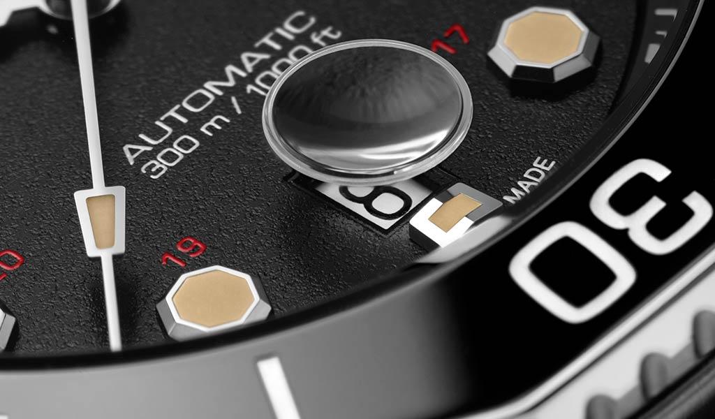 Швейцарские наручные часы Aquaracer Professional 300 Tribute
