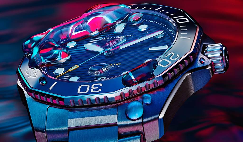 Новые швейцарские часы Aquaracer Professional 300