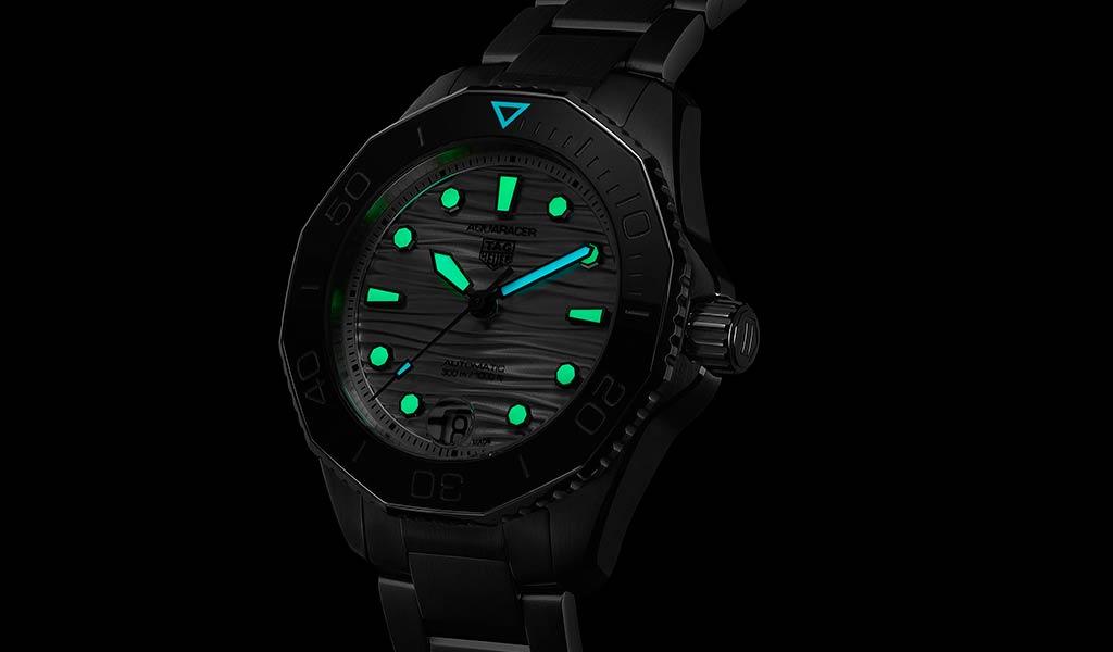 Новые швейцарские часы TAG Heuer