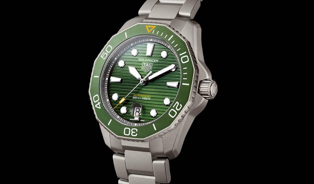 Швейцарские наручные часы TAG Heuer