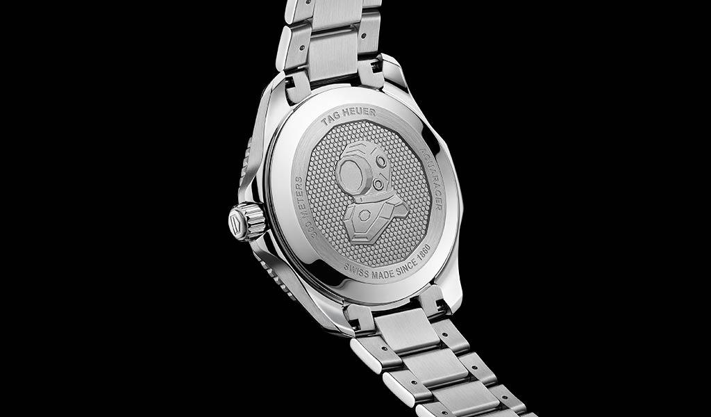 Швейцарские механические часы TAG Heuer