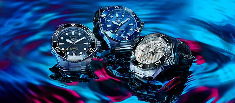 Часы Aquaracer. Возрождение