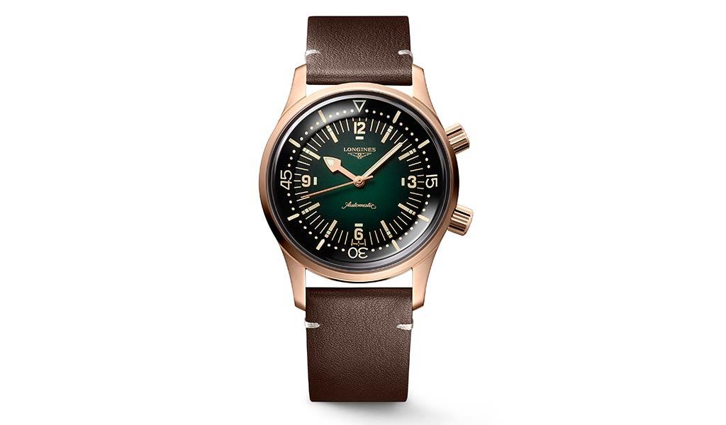 Часы для дайвинга The Longines Legend Diver