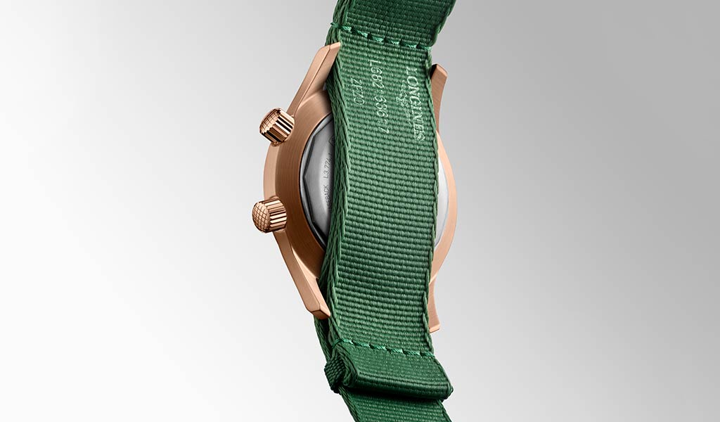 Наручные часы из бронзы The Longines Legend Diver