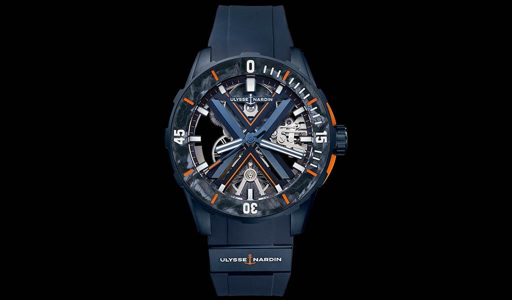 Швейцарские наручные часы Ulysse Nardin