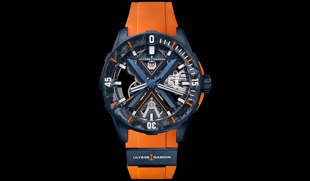 Швейцарские механические часы Ulysse Nardin