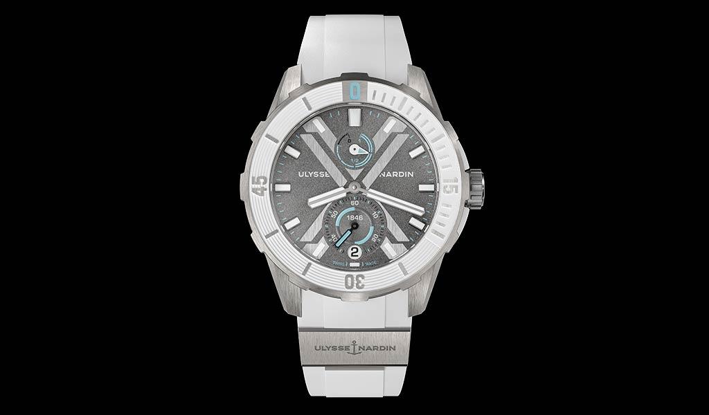 Новые механические часы DIVER X ANTARCTICA