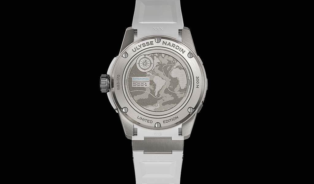 Наручные часы DIVER X ANTARCTICA