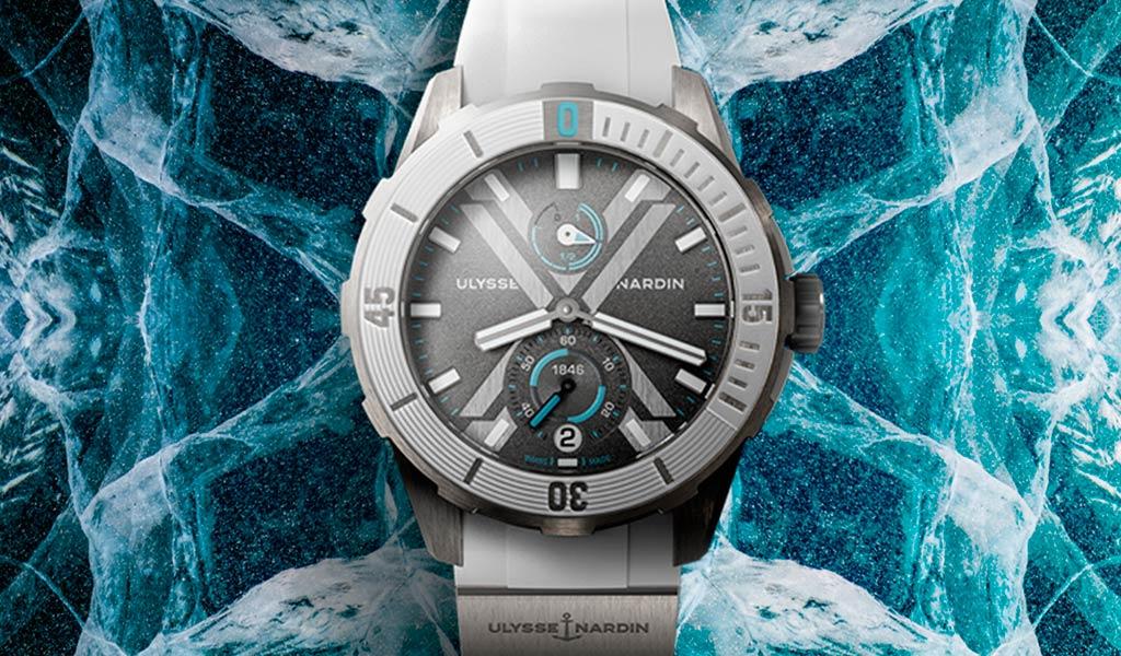 Механические часы DIVER X ANTARCTICA