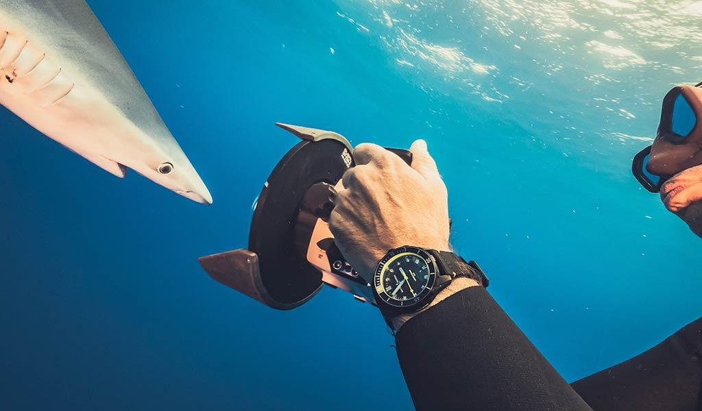 Часы для подводного плавания Ulysse Nardin